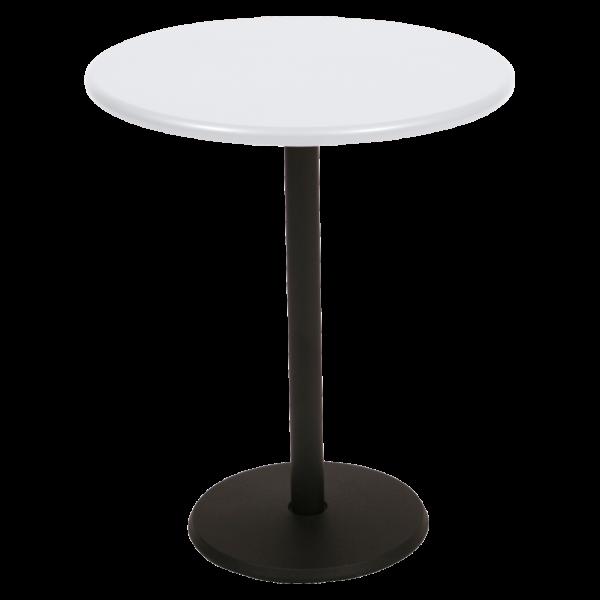 Tisch Ø 60 cm Concorde Premium Baumwollweiß