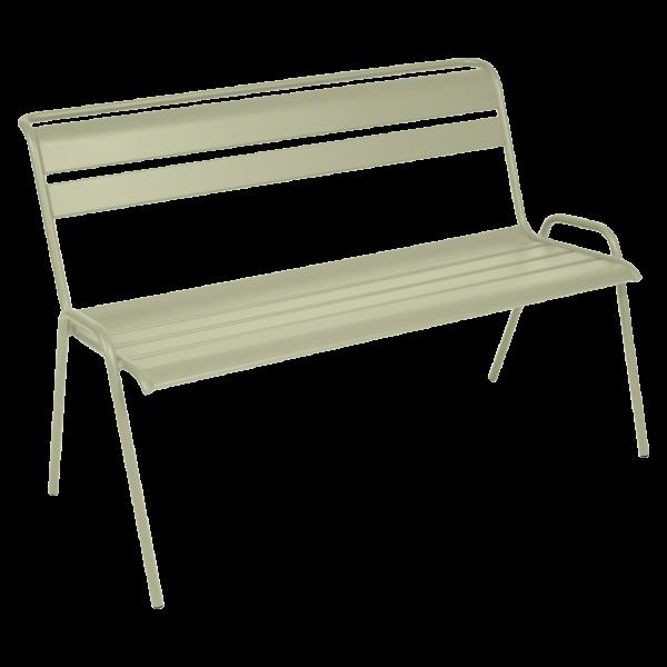 Bank 2/3-Sitzer Monceau Lindgrün